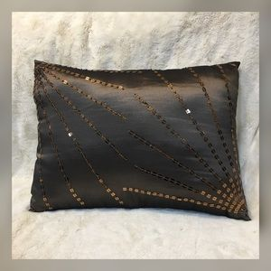 HomeGoods Sequin Decorative Accent Pillow